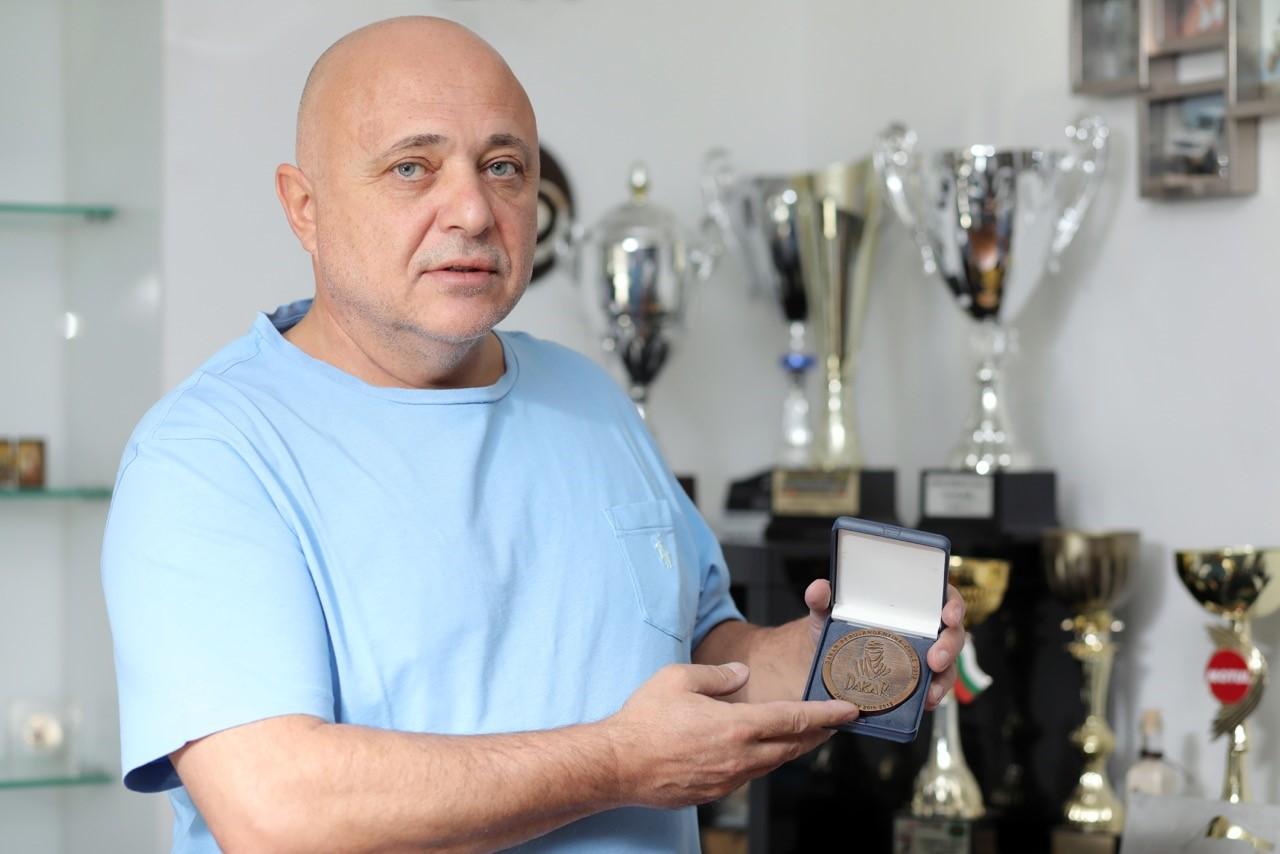 Орлин Алексиев и Асоциацията на вносителите на автомобили