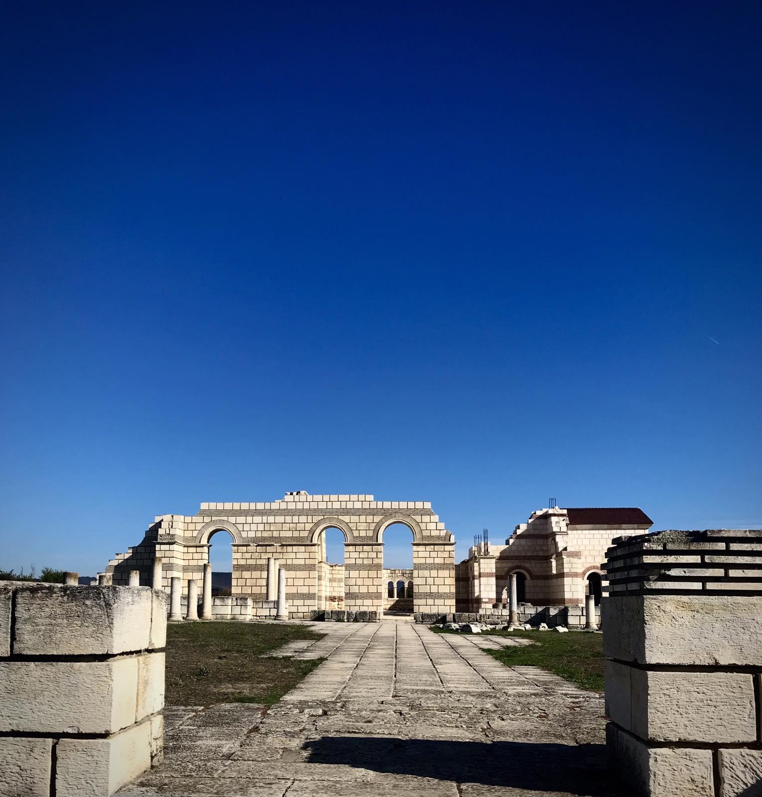 Докосване до първата българска столица