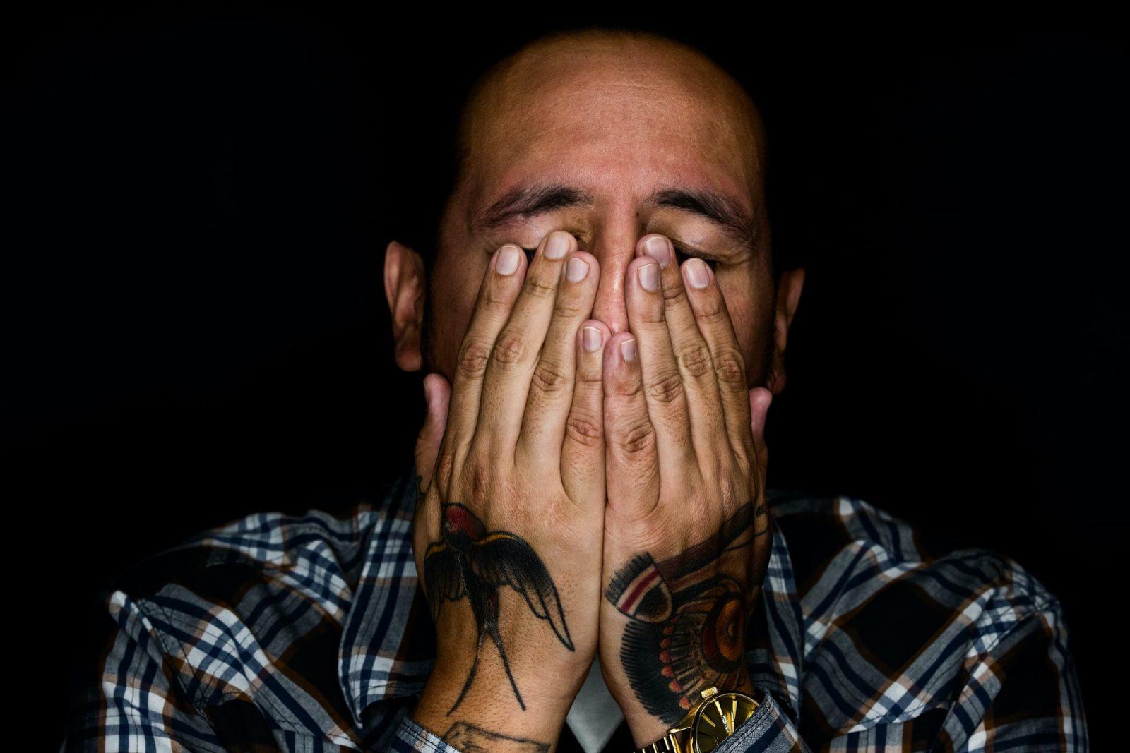 Мъжете плачат ли или е табу